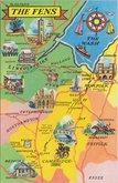 The Fens Postcard