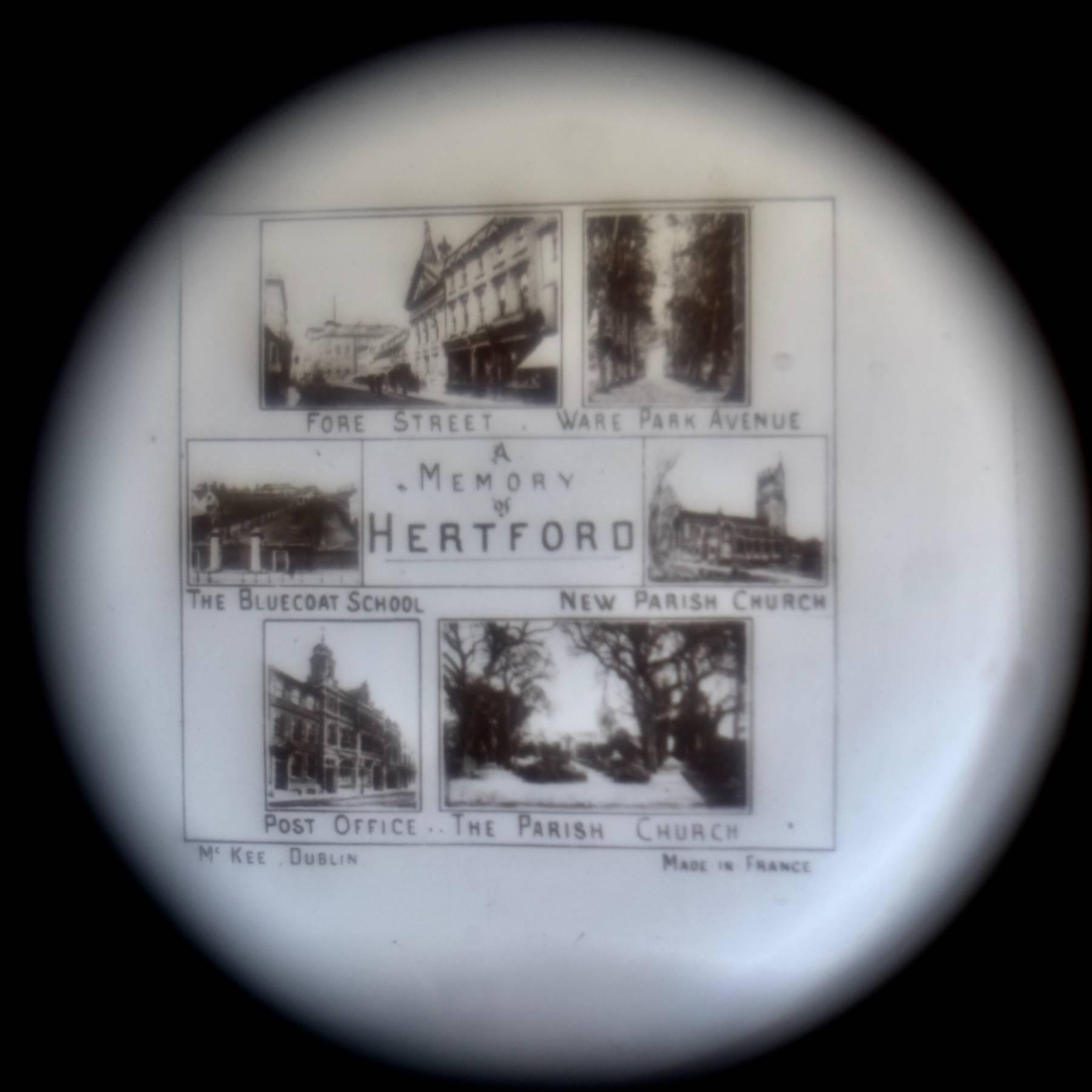 Needle Case Stanhope Hertford Views