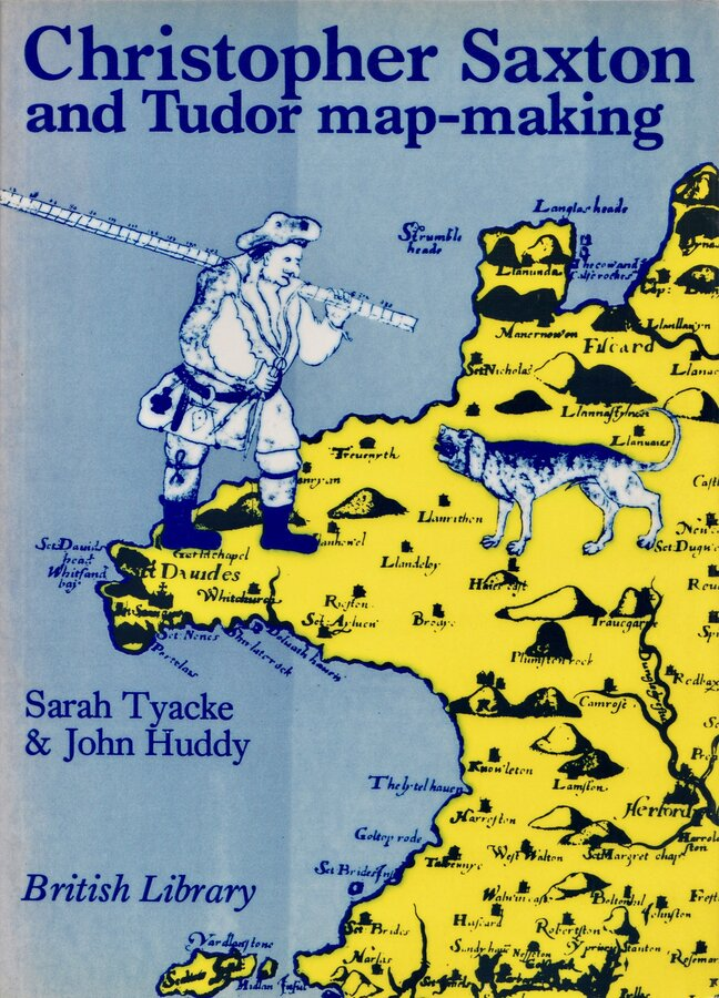 Christopher Saxton and Tudor-mapmaking