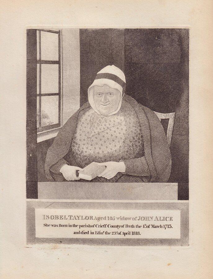 Old Widow Ellis