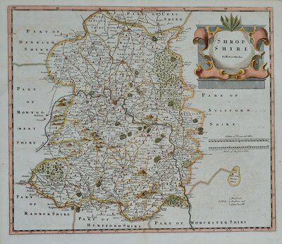 Shropshire Maps