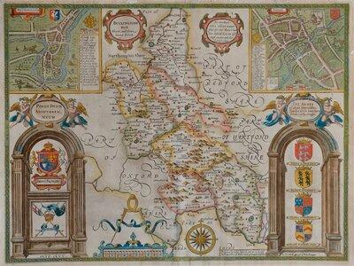 Buckinghamshire Maps
