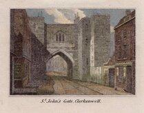 St Johns Gate Clerkenwell