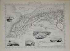 Northern Africa by Rapkin
