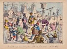 Embarkation of Henry V