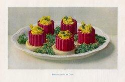 Betteraves farcies au Celeri.