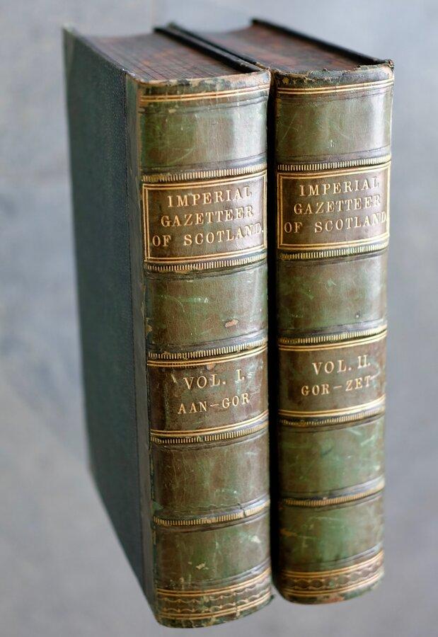 Imperial Gazetter of Scotland