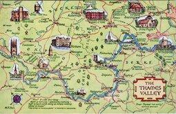Thames Valley Postcard