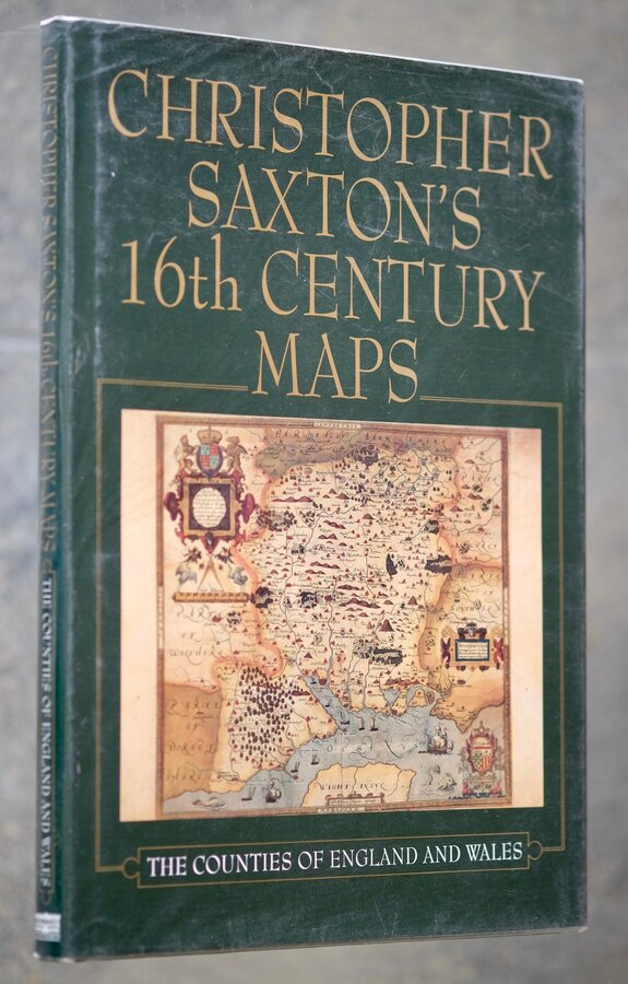 Christopher Saxton's Maps