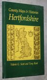 County Maps & Histories Hertfordshire