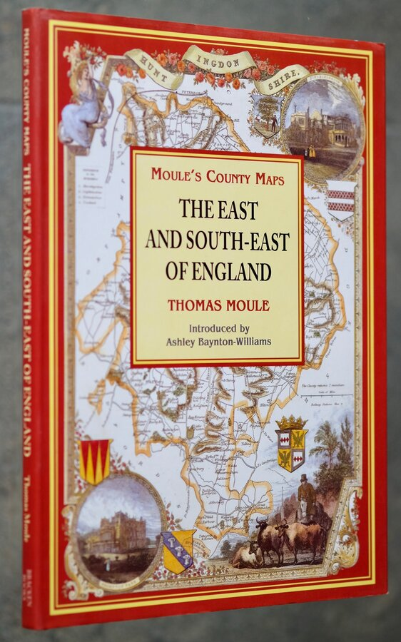 Moule's County Maps East