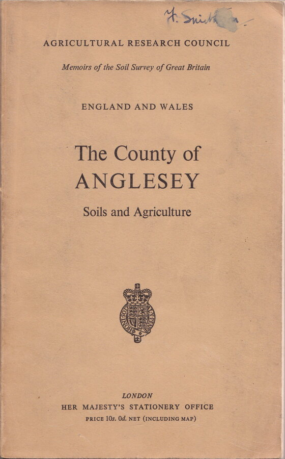 Anglesey Soil and Agriculture