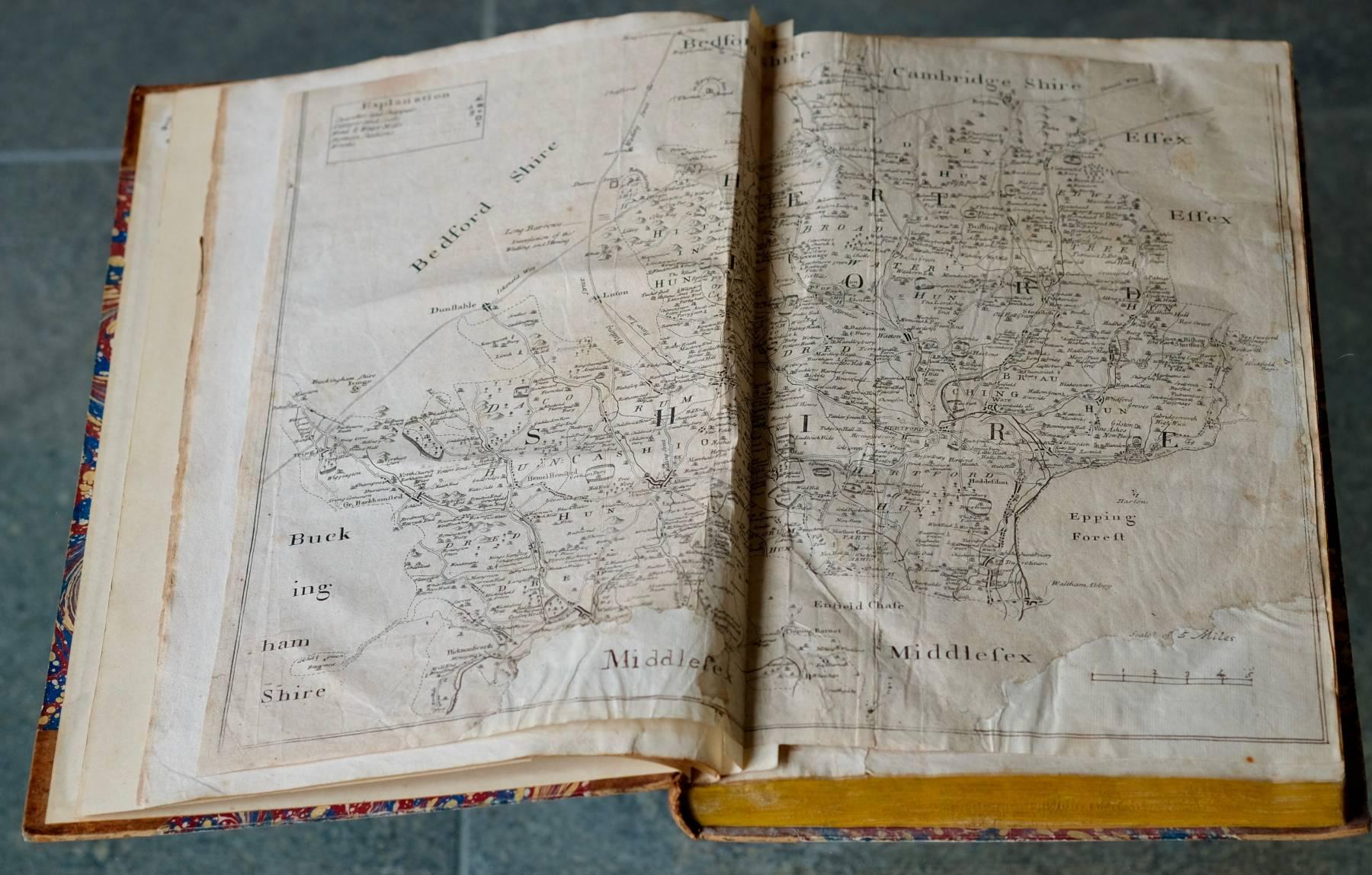 History of Hertfordshire