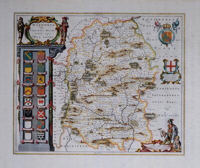 Wiltshire Maps