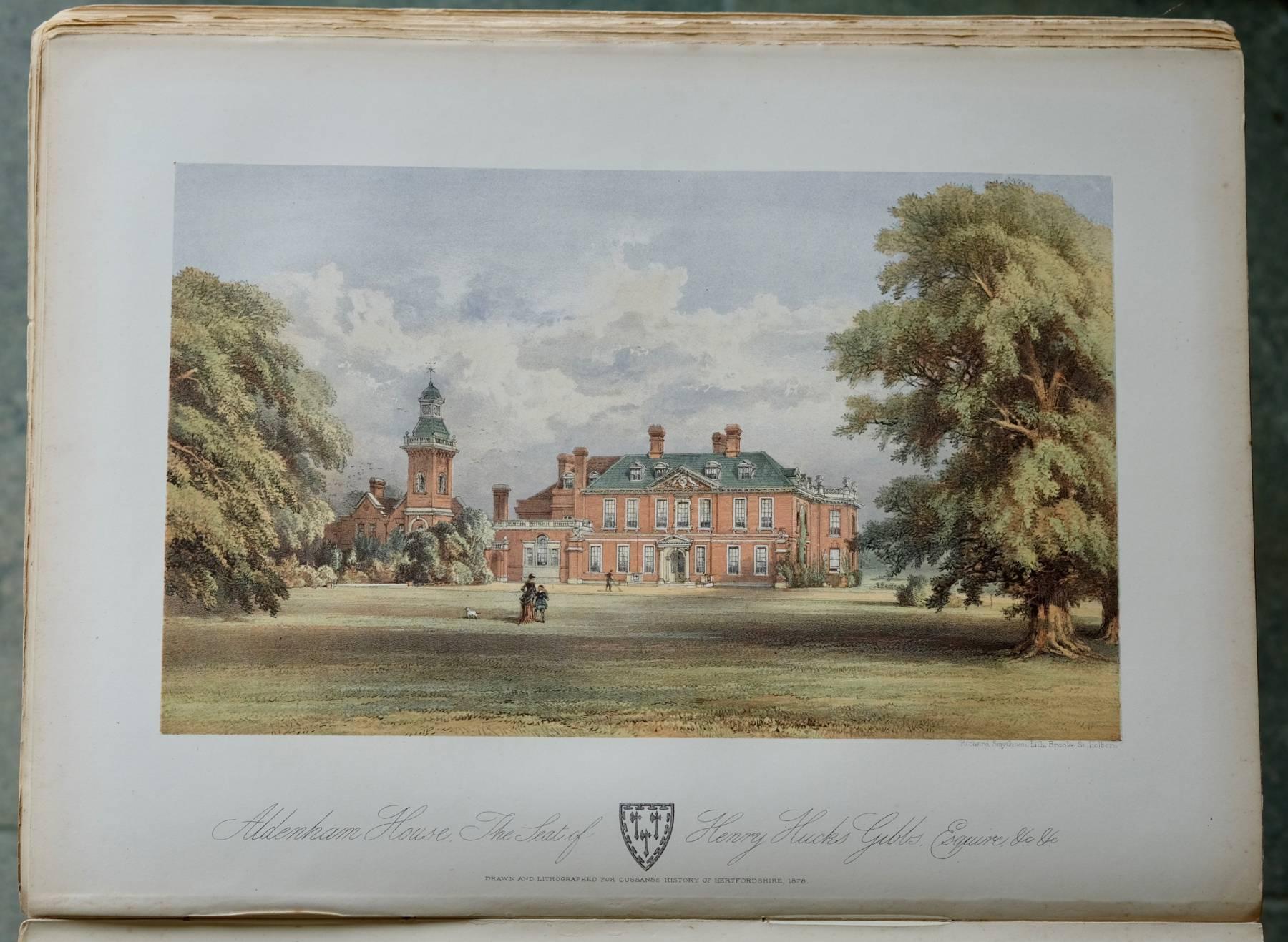 History of Hertfordshire Dacorum Hundred
