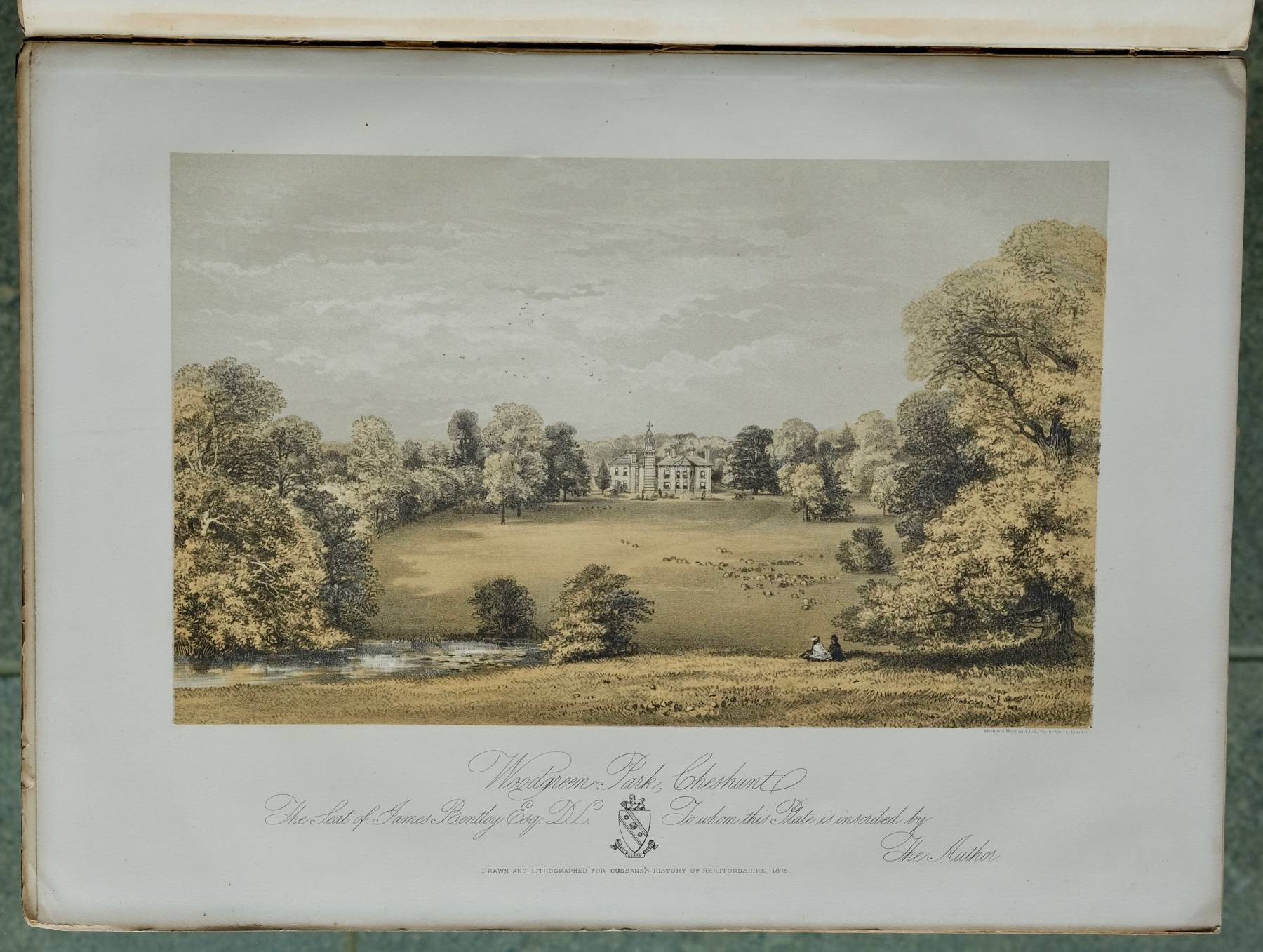 History of Hertfordshire Hertford Hundred