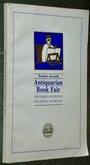 27th Antiquarian Book Fair.