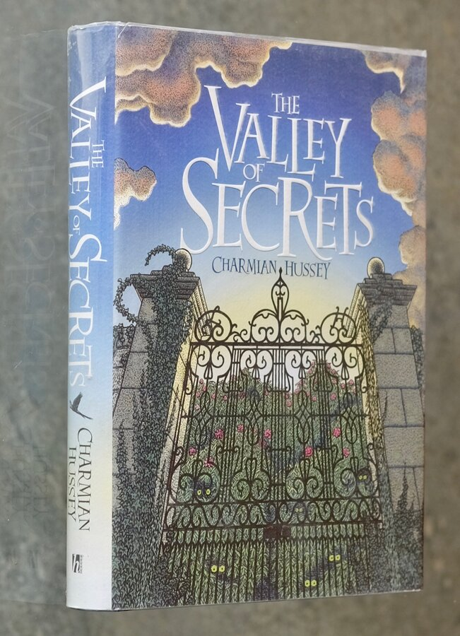 Valley of Secrets Signed 1st UK