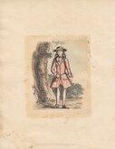 Dress in 1721