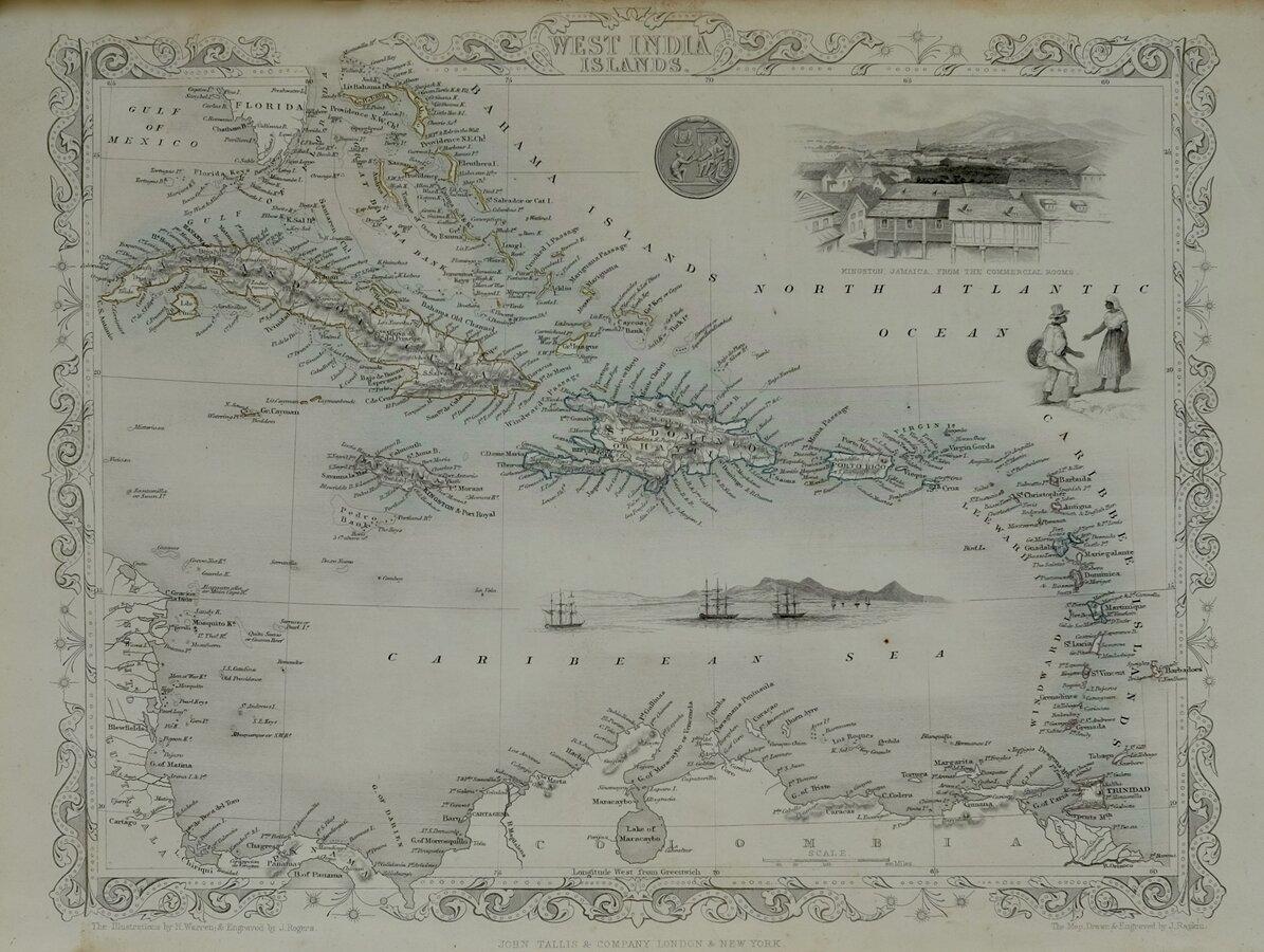 West Indies by Tallis