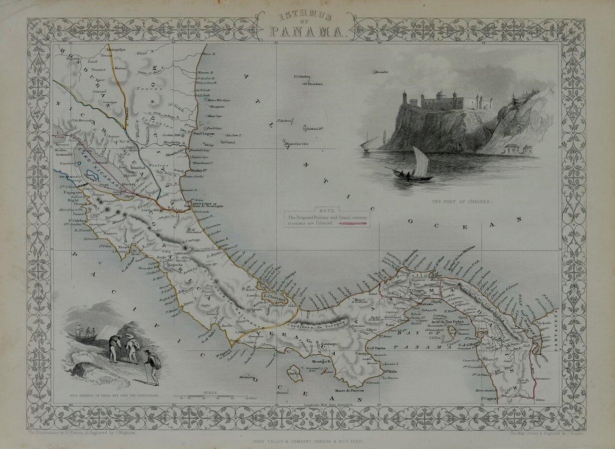 Panama by Tallis