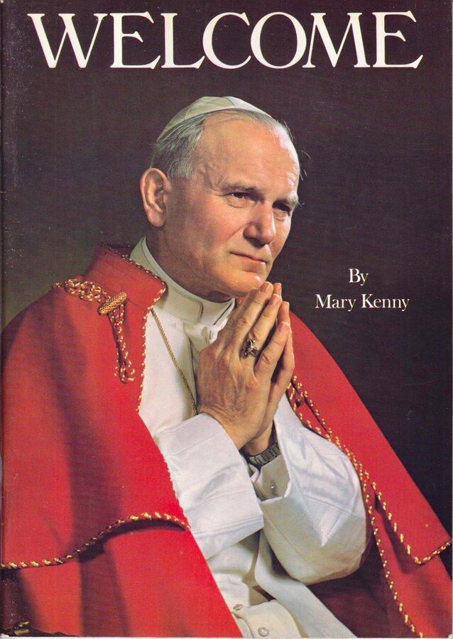 Welcome Pope John Paul
