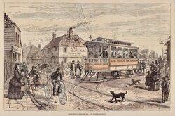 Electric Tramway Northfleet