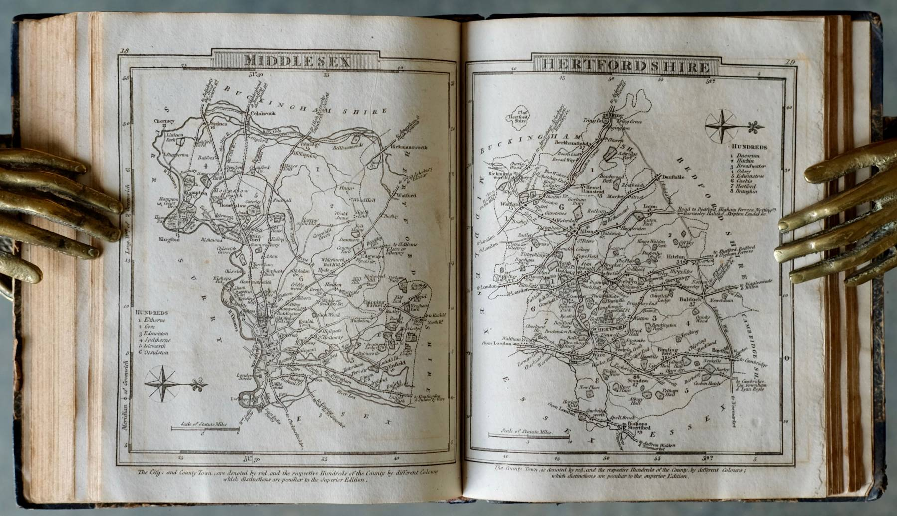 Gray's Book of Roads