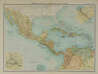 Central America & West Indies