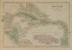 West Indies by Hall