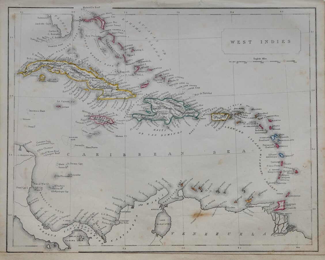 West Indies by Becker.