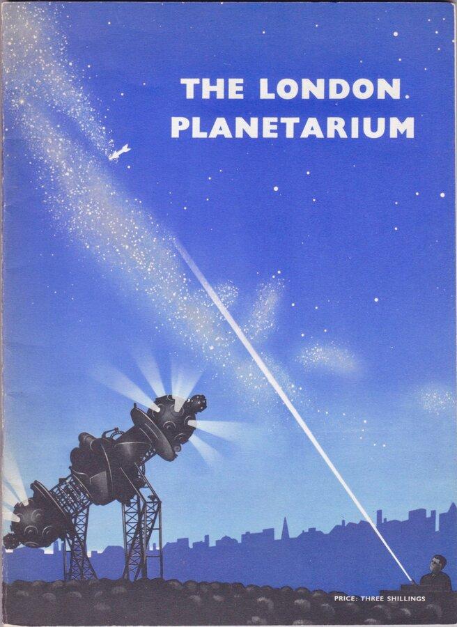 London Planetarium