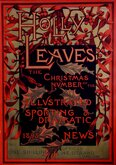 Christmas Holly Leaves Cover