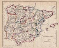 Spain & Portugal. Becker