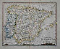 Spain & Portugal. Dower