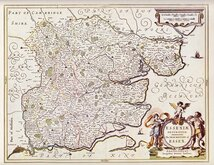 Repro Maps Bundle East England