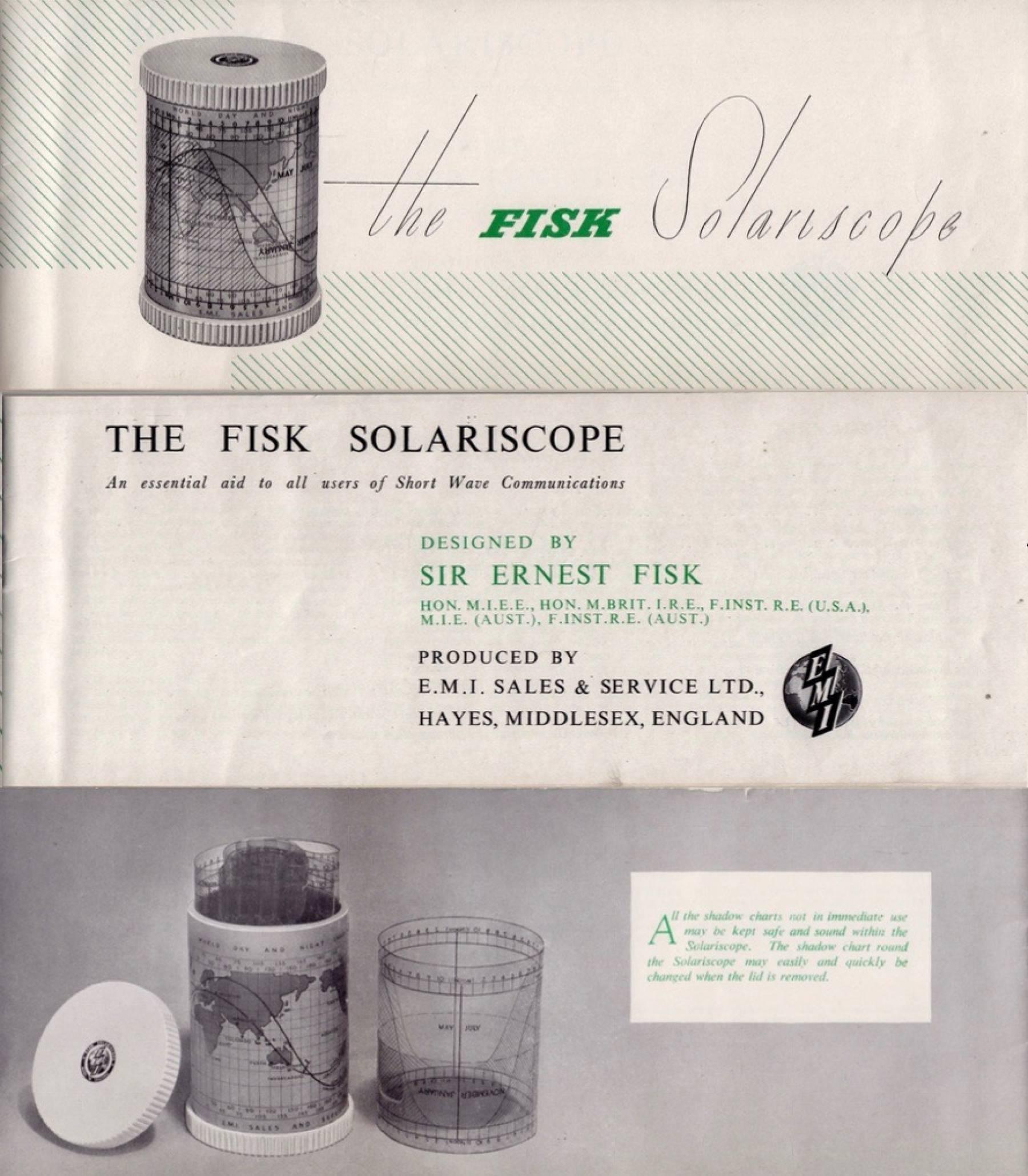 Fisk Solariscope