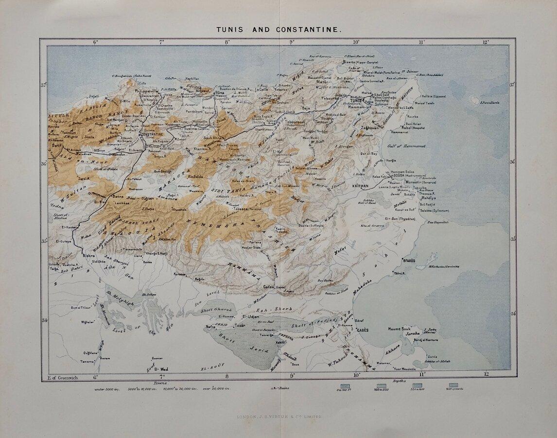 Tunis & Constantine