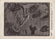 Star Chart Scorpio