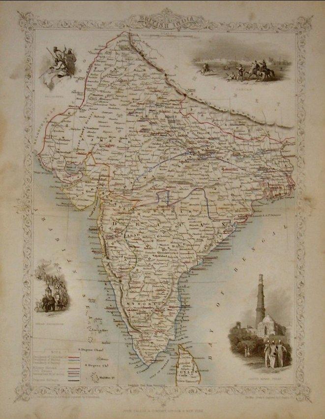 British India - Tallis