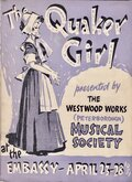 West Works Quaker Girl Programme