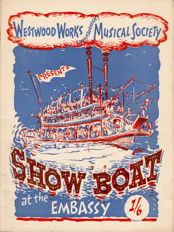 Westwood Works Show Boat