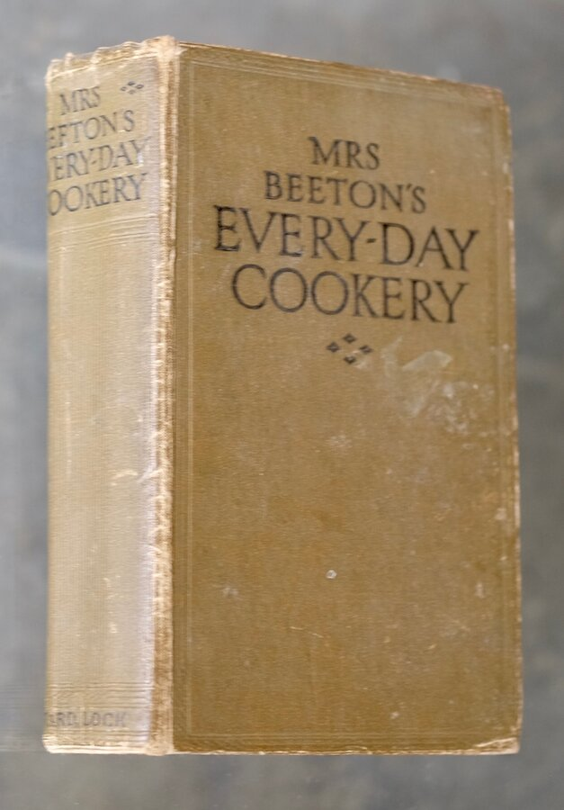 Mrs Beetons Everyday Cookery