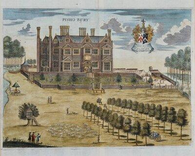 Hertfordshire Prints