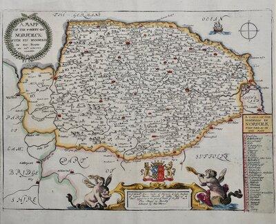 Norfolk Maps