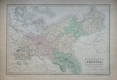 Prussia by A & C Black