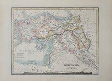 Turkey in Asia by Dower