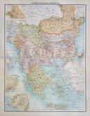 Turkey in Europe Bartholomew