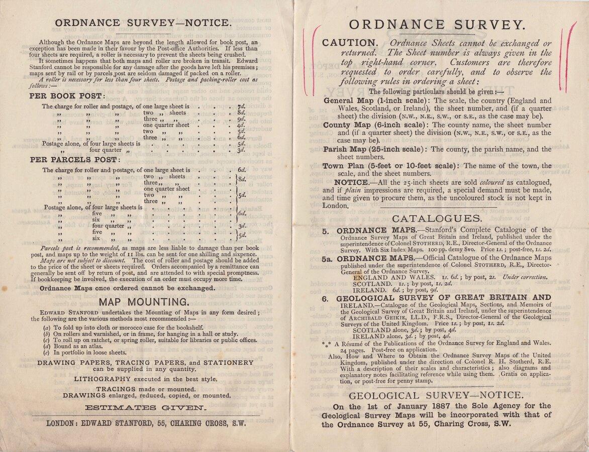 Stanford Ordnance Survey