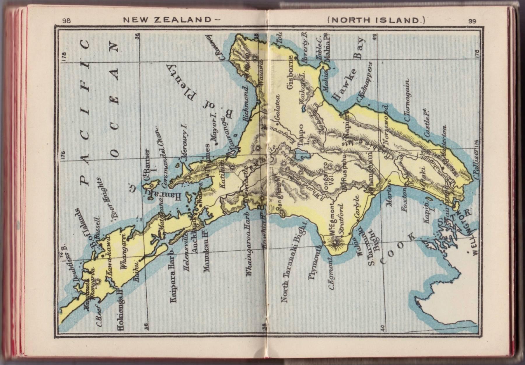 Bryces Pearl Atlas
